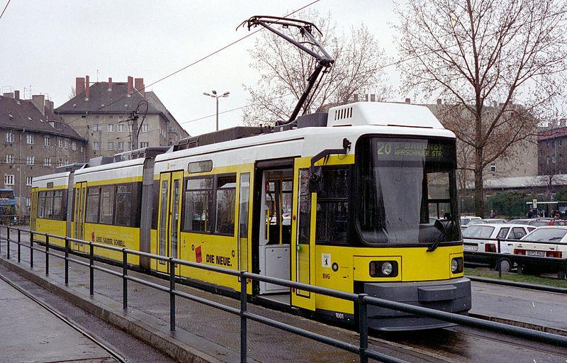 Gürtelstraße 20 Berlin
