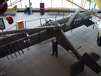 Henry Berliner - Berliner Helicopter No. 5 (1924), as on exhibit in College Park, Md.