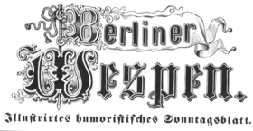 Image illustrative de l'article Berliner Wespen