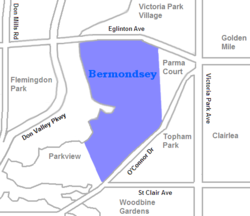Bermondsey map.png