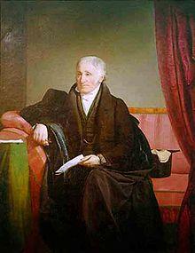 Bernhard Freiherr von Eskeles, porträtiert von Friedrich von Amerling, 1832 (Quelle: Wikimedia)