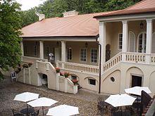 Die Villa Bertramka in Prag (Quelle: Wikimedia)