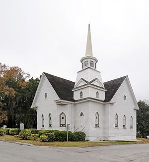 National Register of Historic Places listings in Barnwell County, South Carolina - Image: Bethlehem Baptist Church