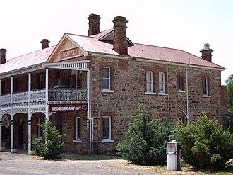 Bethungra, New South Wales - Image: Bethungra Hotel