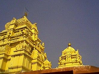 Bheemunipatnam - Bhimili Narasimha swamy temple hill Visakhapatnam District