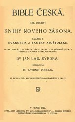 Bible Česká