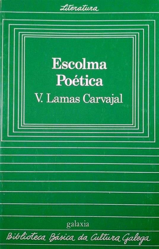 Escolma Poética, BBdCG.