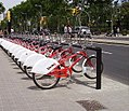 Bicing Barcelona Urban Cycling.JPG