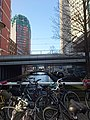 Bicycles, canals and towers (32616651490).jpg