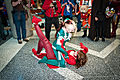 Big Wow 2013 - Rogue vs Scarlet Witch (8845872678).jpg
