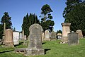 Biggar Parish Kirkyard - geograph.org.uk - 1366085.jpg