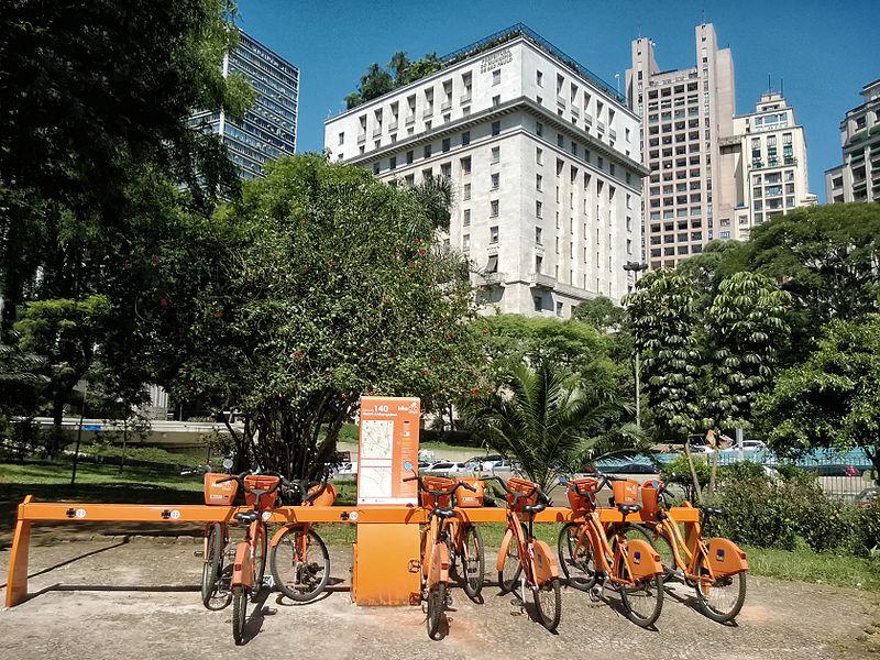 Como se locomover em Sao Paulo de bike