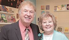 Bill & Gloria Gaither, Sept. 2016.jpg