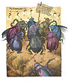 Billenes sankthansfest - Beetle's midsummer-fest - 1894.jpg