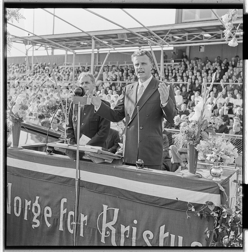 Billy Graham in Oslo