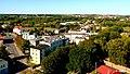 Biodnica, Polska . Widok miasta z wieży zamkowej. - panoramio.jpg