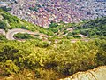 Bird's Eye View from Nahargarh Fort, Jaipur.jpg