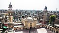 Birds eye view of the Wazir Khan Mosque.jpg