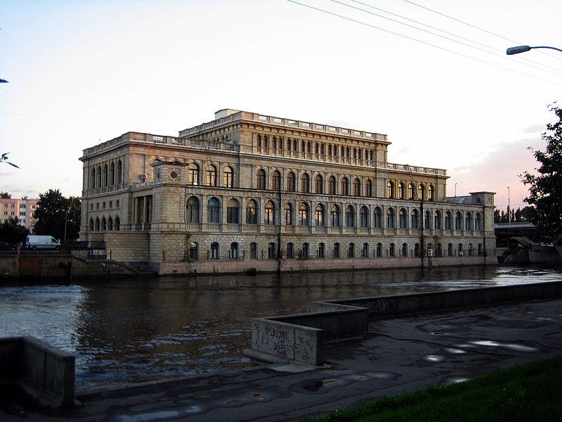 De Beurs heden ten dage in Kaliningrad