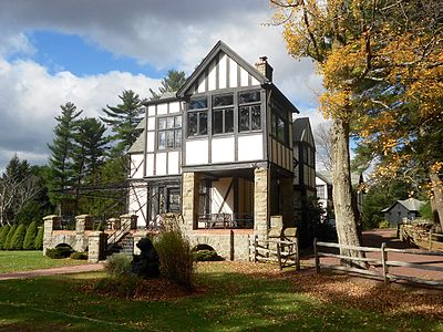 Bear Creek Pa >> Bear Creek Village Historic District Wikipedia