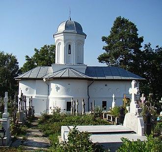 Voluntari - Image: Biserica Sf. Ilie Pipera Tataranu