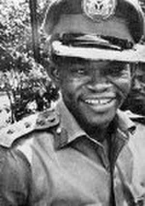 Benjamin Adekunle - Brigadier Benjamin Adekunle