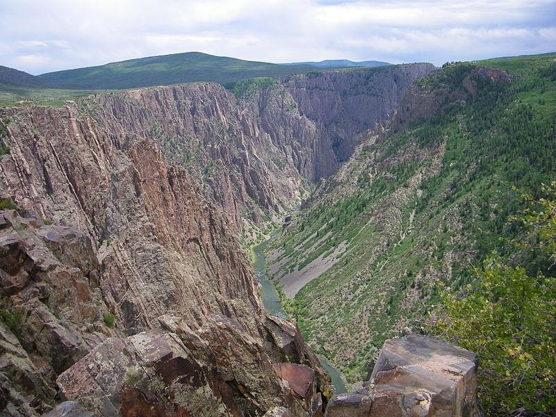 Black Canyon of the Gunnison, June 2010.jpg