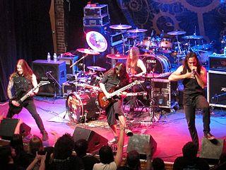 Blackguard (band) band