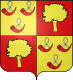 Coat of arms of Auchy-au-Bois