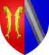 Coat of arms of Bar-sur-Seine