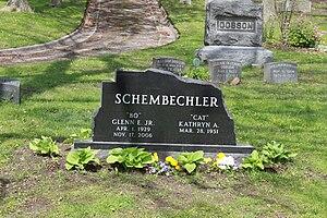 Bo Schembechler - Bo Schembechler grave, Forest Hill Cemetery