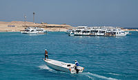 Boats and the Paradise Island.jpg