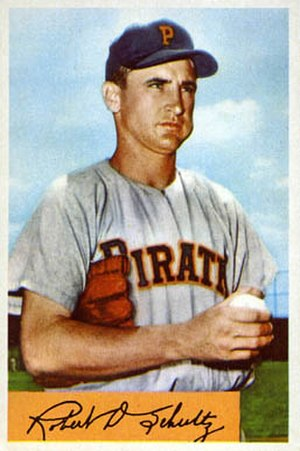 Nashville Vols awards and league leaders - Bob Schultz won the Southern Association MVP Award in 1950.