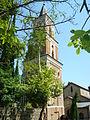 Bodbe Monastery bell-tower.JPG