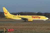 D-AHFV - B738 - TUI fly