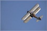 Boeing Stearman top view
