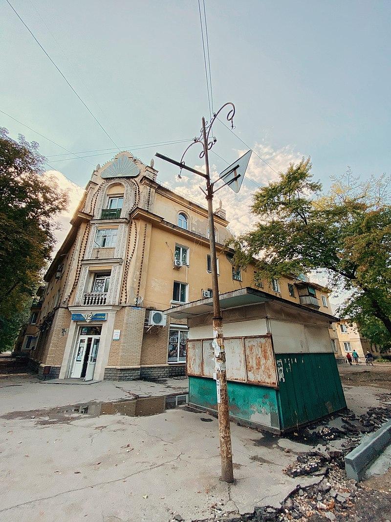 Улица Богдана Хмельницкого, 8