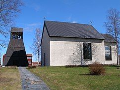 Iglesia de Boliden (1960)