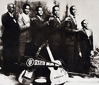 Son cubano - Sexteto Boloña 1926.