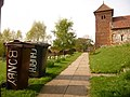 Bonby, church bins - geograph.org.uk - 1296063.jpg