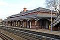Booking office, Rainhill railway station (geograph 3819294).jpg