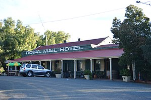 Booroorban - Royal Mail Hotel