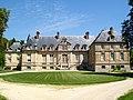 Boran-sur-Oise (60), Château, rue du Château.jpg