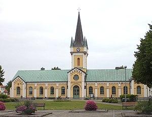 Kirche von Borgholm