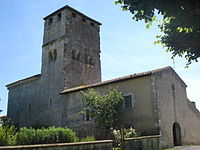 Bostens (Landes, Fr) église.JPG