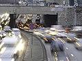 Boulevard périphérique Paris Porte Chatillon - Montrouge 20140110.jpg