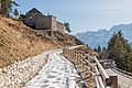 Bovec Strmec na Predelu Fort Hermann 10032015 0549.jpg