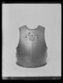 Bröstharnesk till kyrass - Livrustkammaren - 62216.tif
