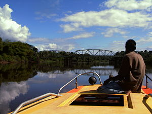 Commewijne River - Commewijne River