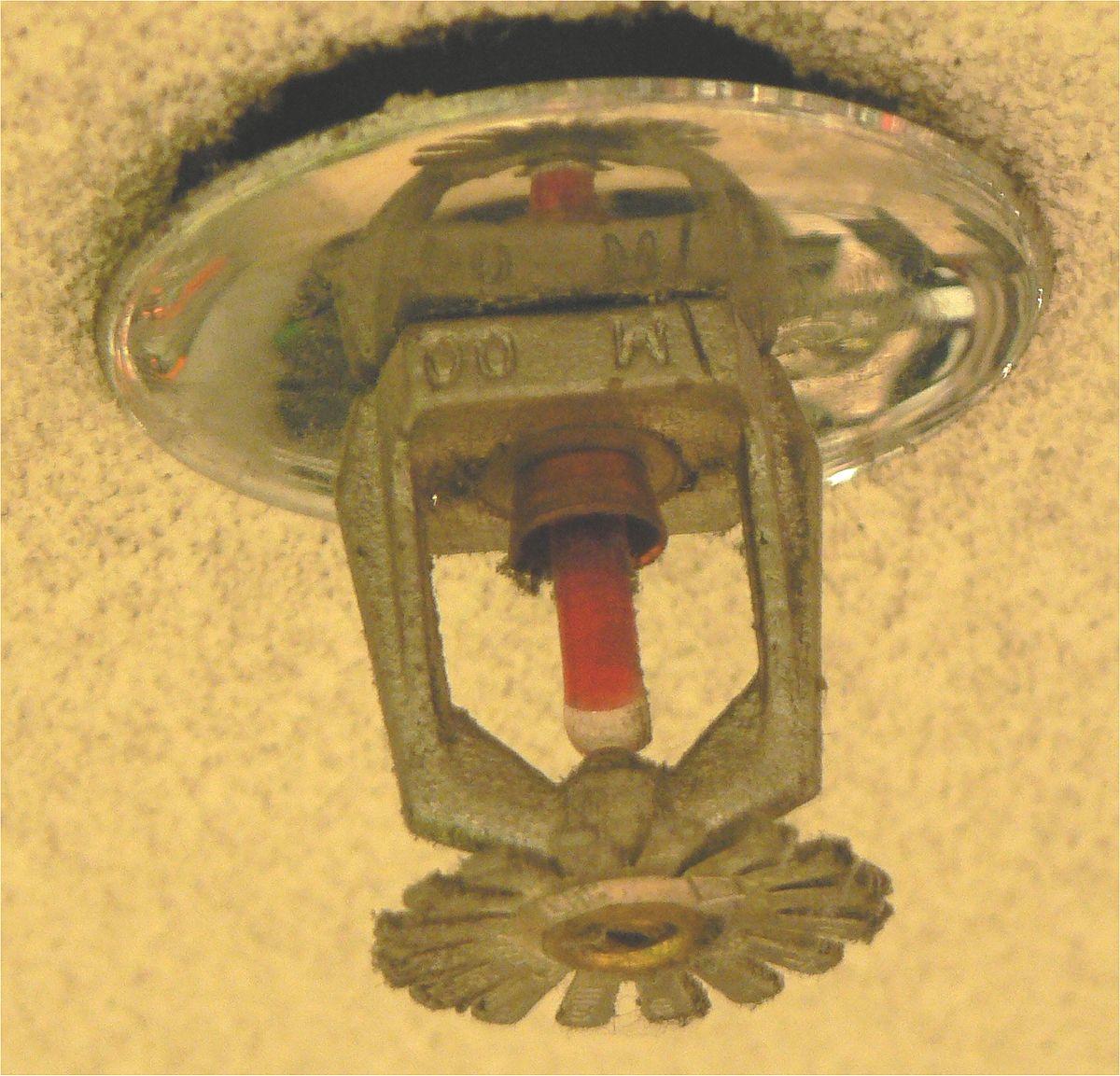 自動灑水系統 維基百科,自由的百科全書